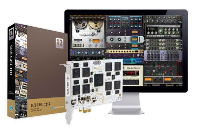 UNIVERSAL AUDIO UAD-2 OCTO Core плата DSP для Mac и PC/PCI Express