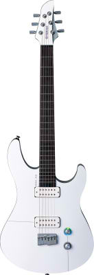 YAMAHA RGX A2 электрогитара ALNICO HUX2. корпус A.I.R.. цвет WHITE-AIRCRAFT GRAY